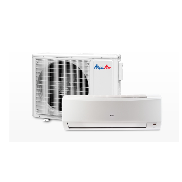 Air conditioner AlpicAir AWI/AWO-35HPDC1B