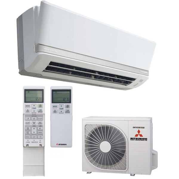 Air conditioner Mitsubishi Heavy Industries SRK/SRC35ZMX-S