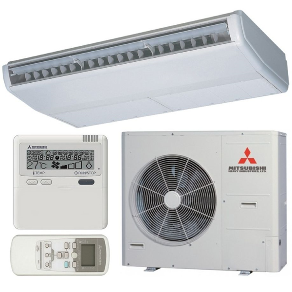 Air conditioner Mitsubishi Heavy Industries FDEN100VF1/FDC100VN (S)