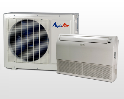 Ceiling/floor type split air conditioner AFI/AOU-53HPR1