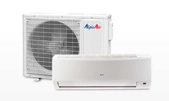 Inverter air conditioner AWI/AWO-53HPDC1C