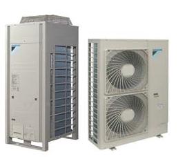 Daikin õhk‐õhk kliimaseadmete jahutusseade otseaurustus ERQ125AV1