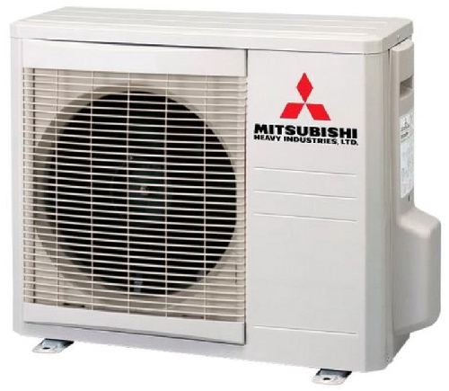 Multi Type System MITSUBISHI HEAVY INDUSTRIES model SCM40ZS-S Outdoor Unit Only