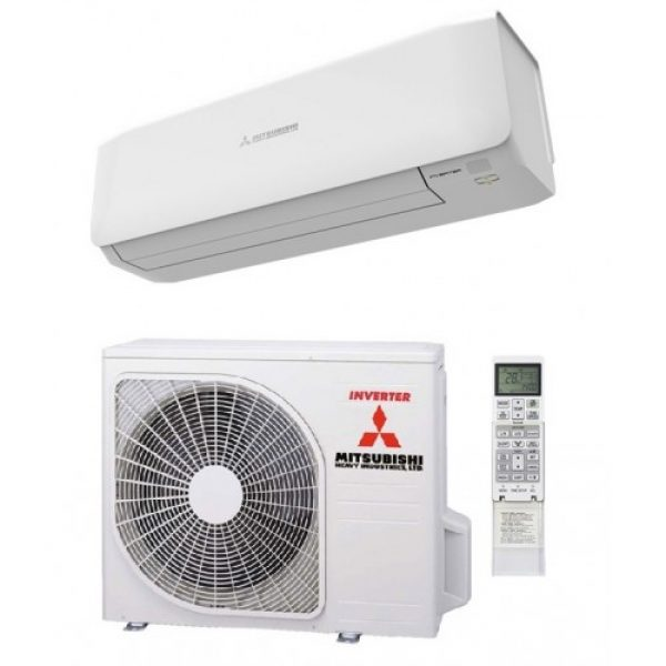 Good Mitsubishi Heavy Industries Air Conditioning Wall Mount Inverter Heat Pump  SRK100ZR S / FDC100VNP U2013 Refgaleks OÜ