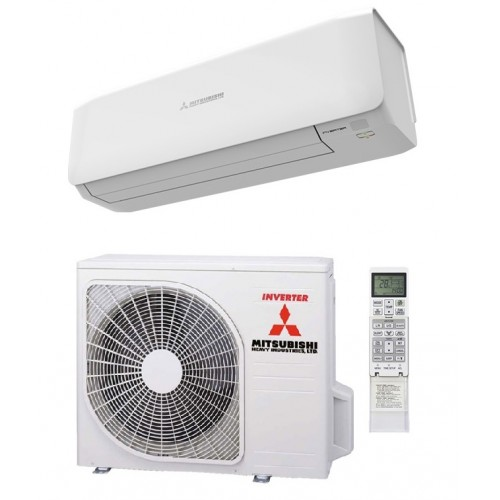 Mitsubishi Heavy Industries Air Conditioning Wall mount Inverter Heat Pump SRK/SRC63ZR-S