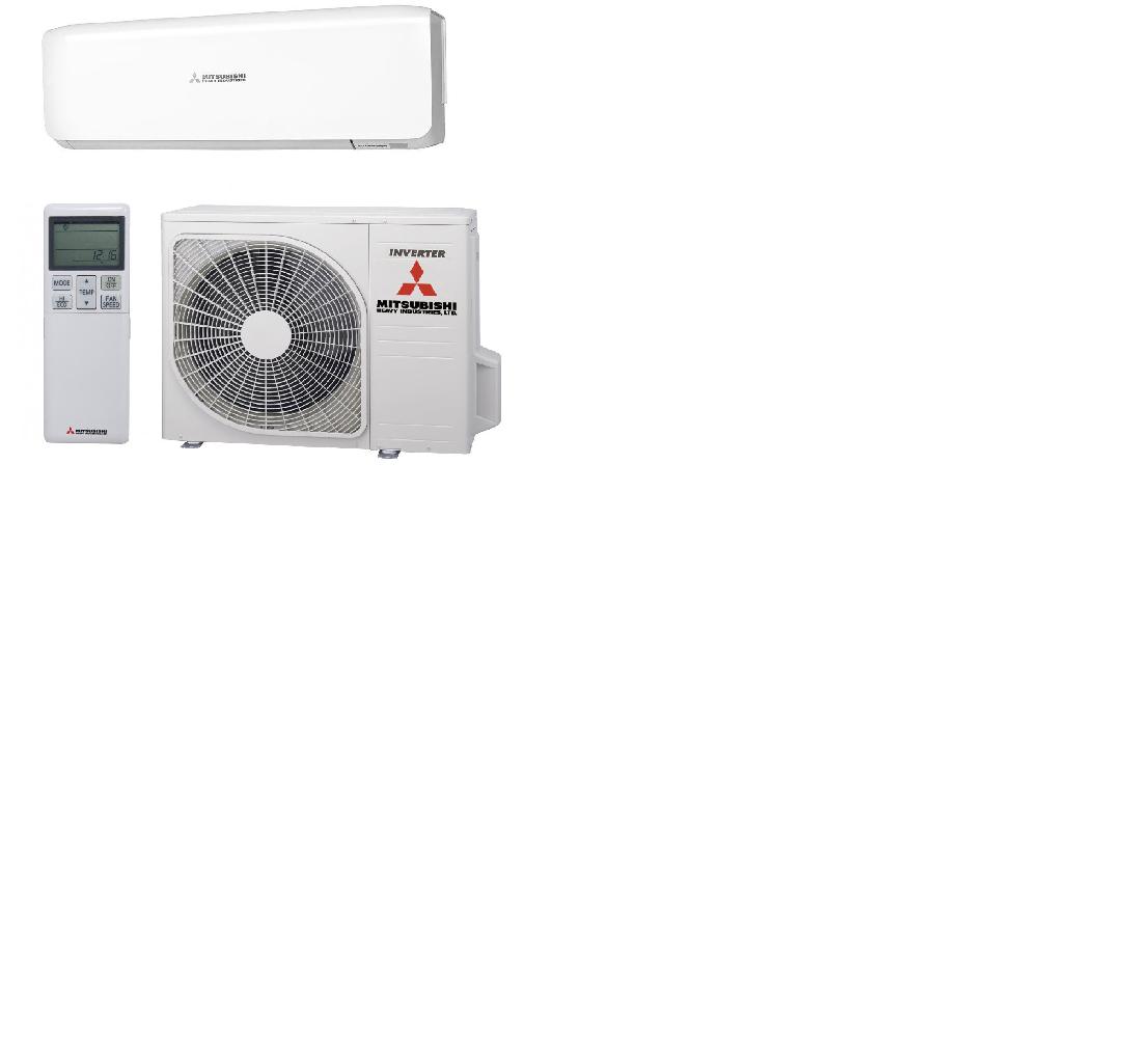 Mitsubishi Heavy Industries Air Conditioning Wall mount Inverter Heat Pump SRK/SRC35ZS-S