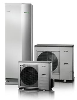 Air/Water heat pumps NIBE AMS 10-12 / ACVM 10-270